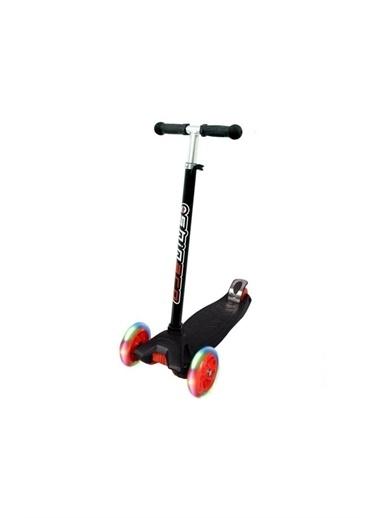 Can Oyuncak Yeni Nesil 3 Teker Led Işıklı Twister Maxi Scooter Mavi